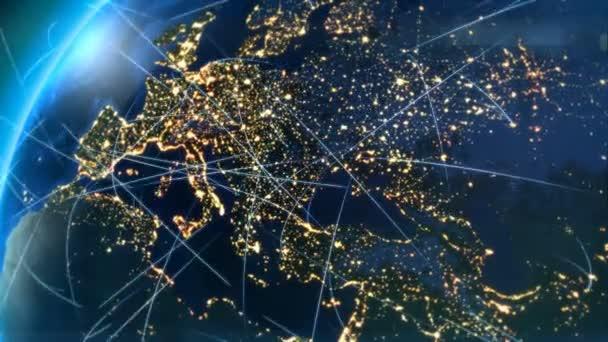 Finanční údaje a údaje vrhnout do virtuálního světa komunikace.
