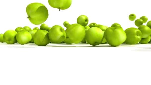 Tartozó zöld alma