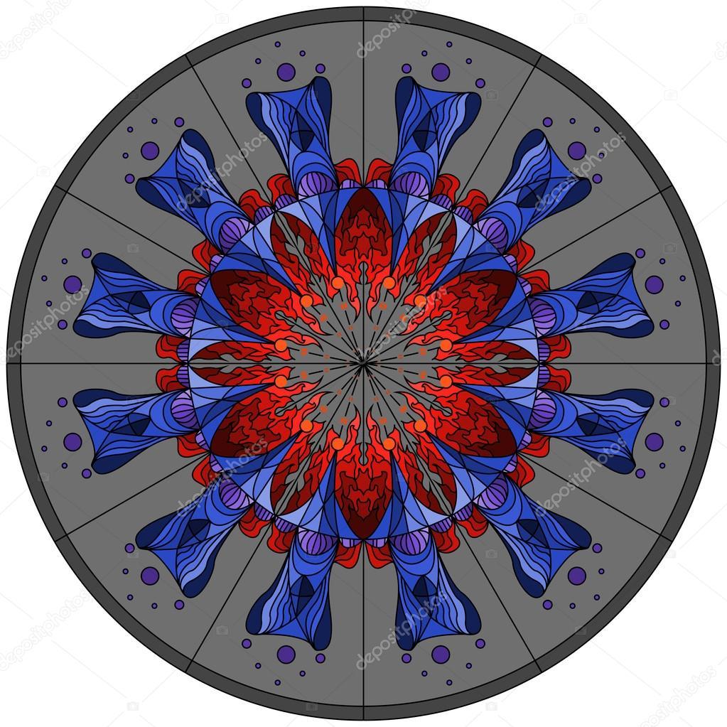 Colorful Mandalas Designs Mandala Colorful Mandalas