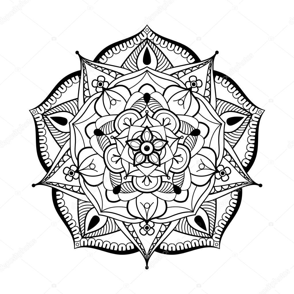 The Top Mandala Boyama Ornekleri Indir