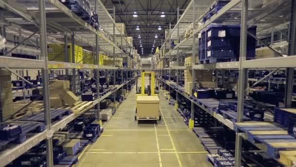Az autoloader Üzemeltető szállító, tároló doboz