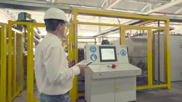 Mérnök ellenőrzi, Cnc gép beállításainak
