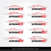 Logotypy auto - Autoservis a opravy