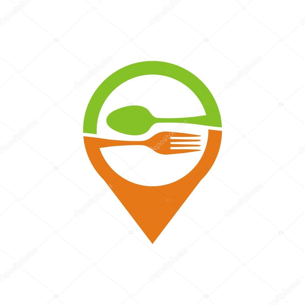 logo spoon and fork vector � stock vector 169 friendesigns