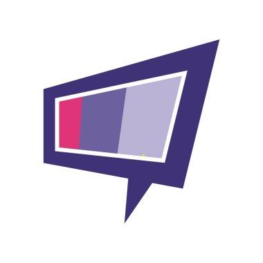 Tv&Movie logo vector