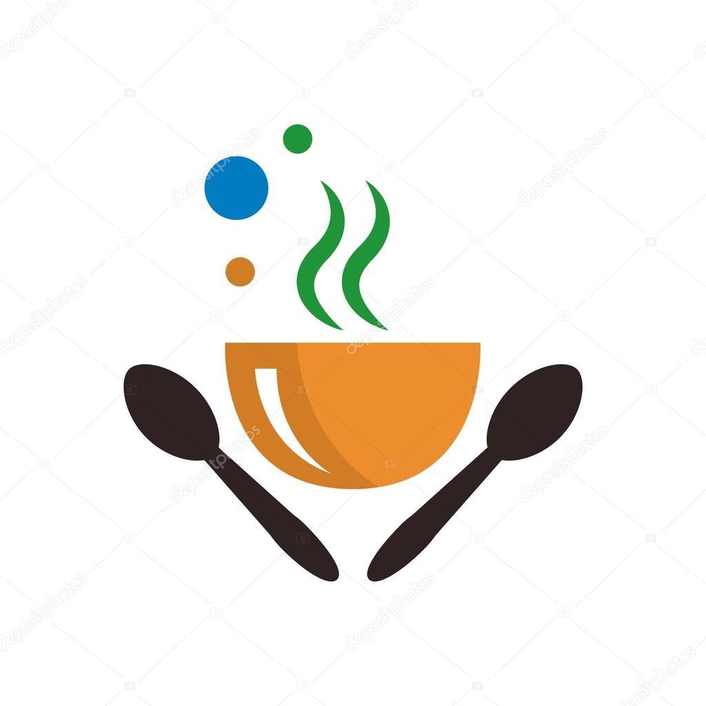 Logo vettoriale di cucina vettoriali stock for Cucina logo