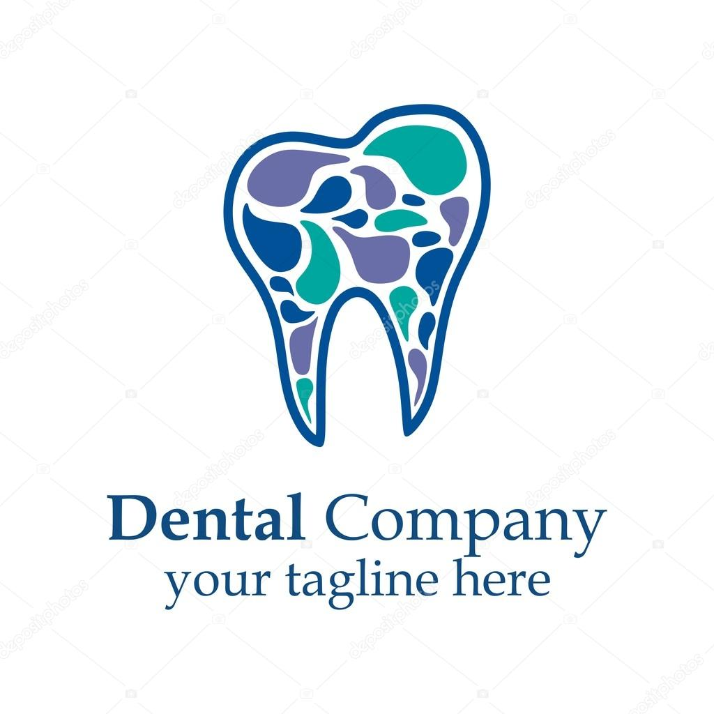 Logo Dental Icon Vector