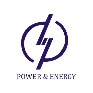 Power and energy logo vector