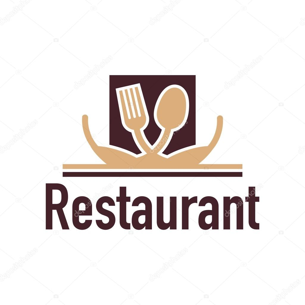 Restaurant logo cutlery design stock vector friendesigns design symbol cutlery logo restaurant illustration icon vector vector by friendesigns buycottarizona Image collections