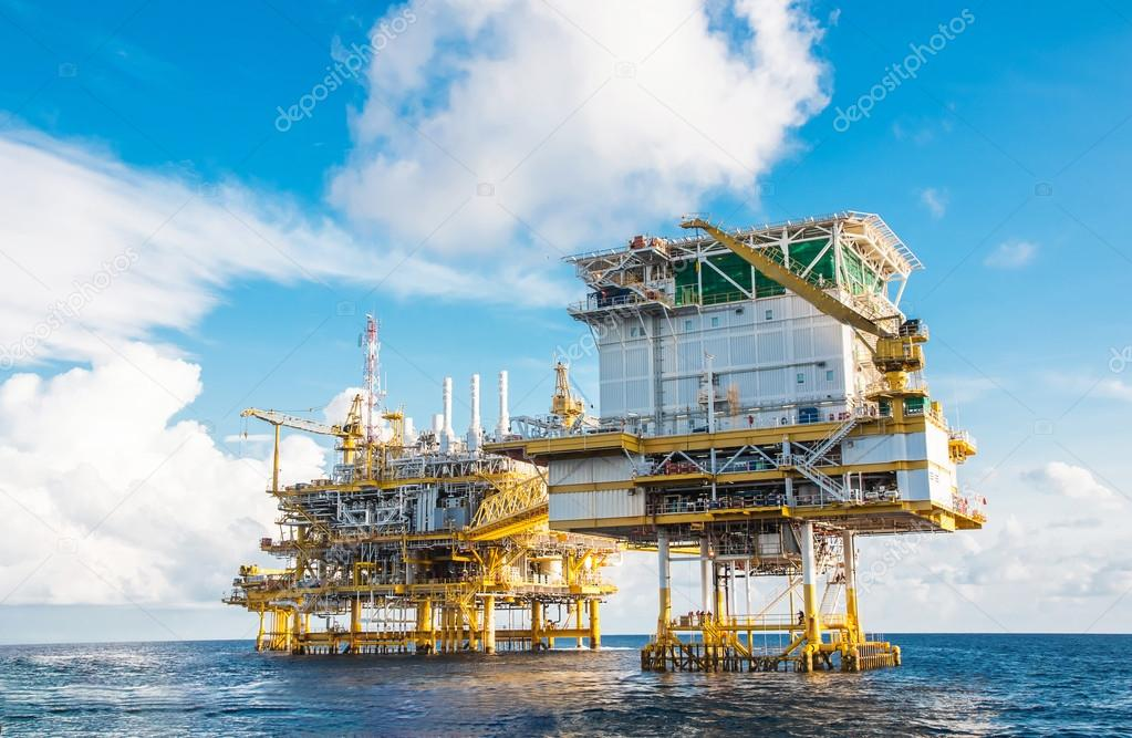 Oil and Gas central processing platform