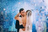 Erster Hochzeitstanz der Frischvermählten