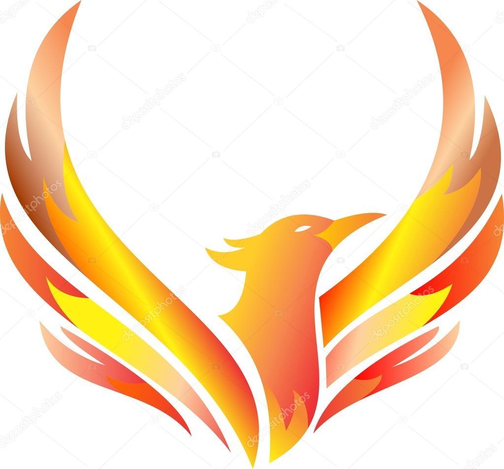 stock logo phoenix fire flying stock vector  u00a9 anyaran clip art royalty free bags clipart royalty free graphics