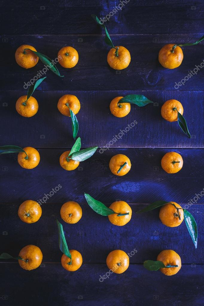 Yellow Mandarins-Vietnamese Mandarin