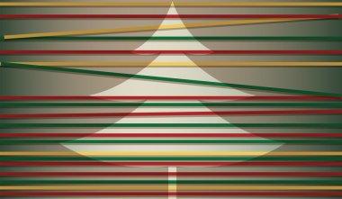 Happy holidays greeting card, wallpaper.