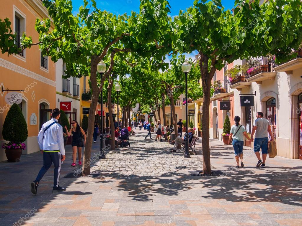 La roca village barcelona catalonia spain may 2016 for La roca barcelona