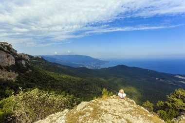 View on Yalta