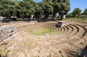 Fotografia Anfiteatro di Segesta