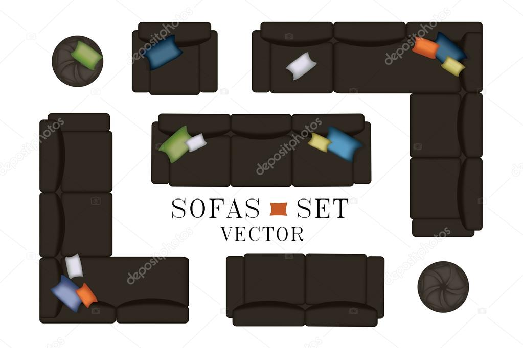 sofas sessel set m bel hocker teppich tv pflanzen beistelltisch f r ihr interieur design. Black Bedroom Furniture Sets. Home Design Ideas