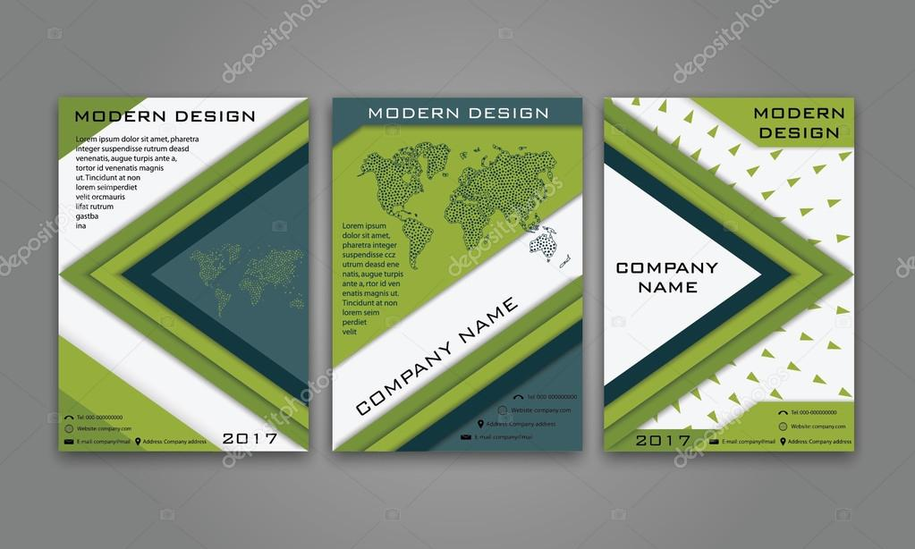 Fondo Azul Metálico Abstracto De Diseño Moderno De La: Negocios Moderno Abstracto Flyer, Folleto, Afiche, Informe