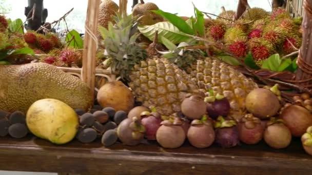 Thajské ovoce po celý rok
