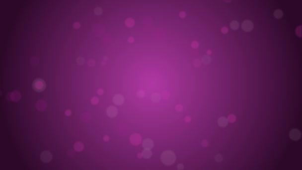 Alta Definizione Astratta Cgi Movimento Sfondi Viola Bianco E Rosa