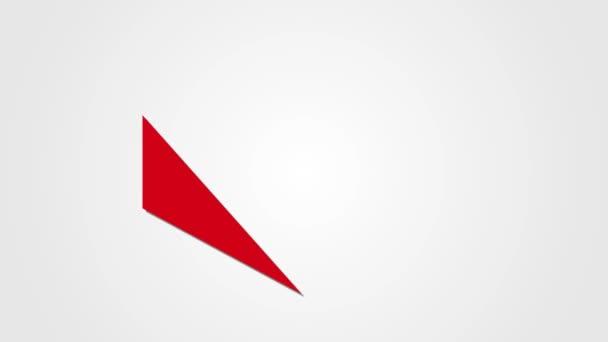 Eladó hurok élénkség, a piros és a kék zászló. Kedvezmények akár 30 százalékkal
