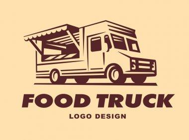 Logos of food truck