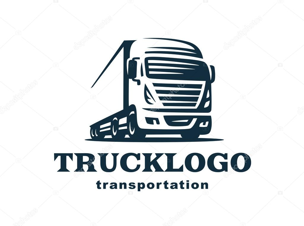 logo truck and trailer � stock vector 169 sodesignby 111334332