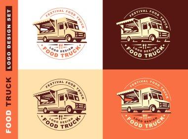 Logo of food truck