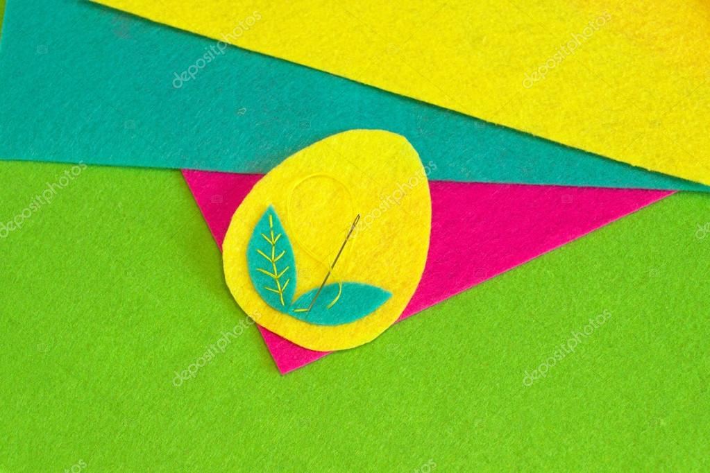 Easter Egg Muster Handwerk. Gewusst wie: Osterei Ornament zu nähen ...