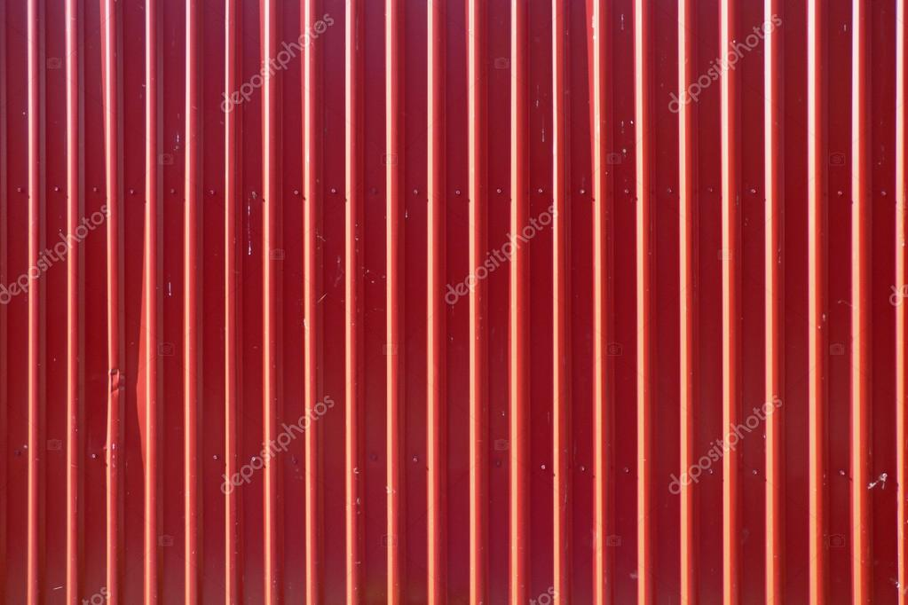 red long goffered metal texture corrugated steel stock photo teleseven 122022784. Black Bedroom Furniture Sets. Home Design Ideas