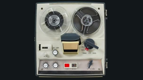 Kotoučový magnetofon 06