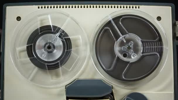 Reel-to-reel tape recorder 05