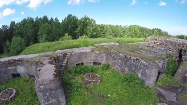 Opevnění pevnosti Rif. 18-19 století.