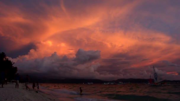 naplemente a strandon