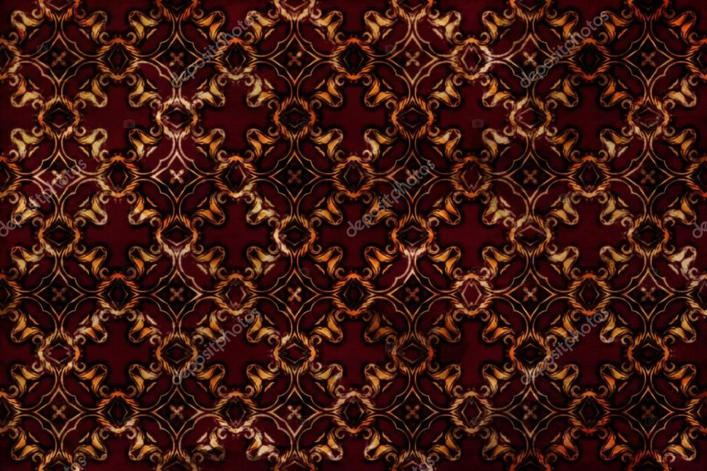Background Dark Pattern Vintage Style Texture Victorian Baroque Gothic Modern Wallpaper For Design Photo By Natalka57