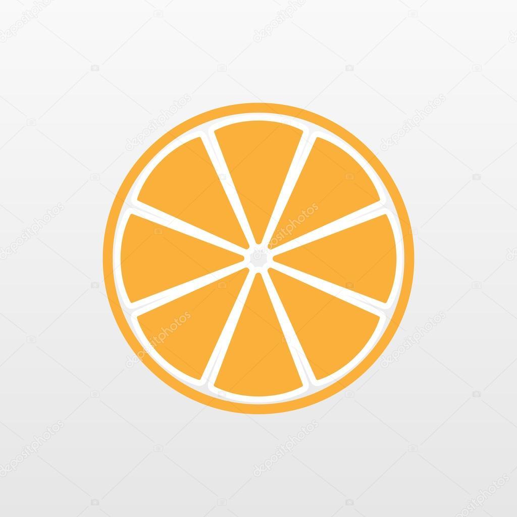Illustration: orange | Orange  Orange icon, Orange icon