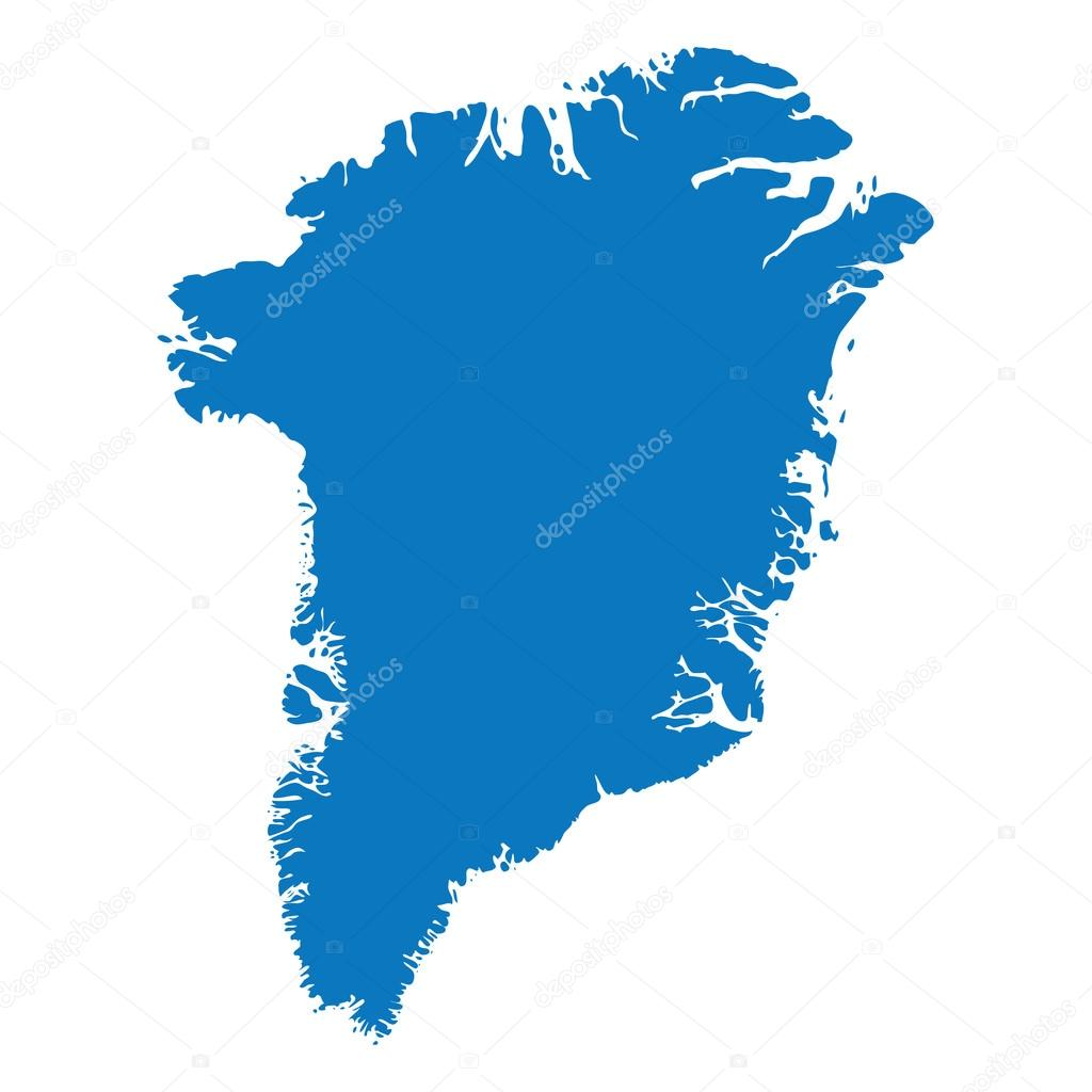 blue similar greenland map greenland map blank greenland map vector greenland map flat