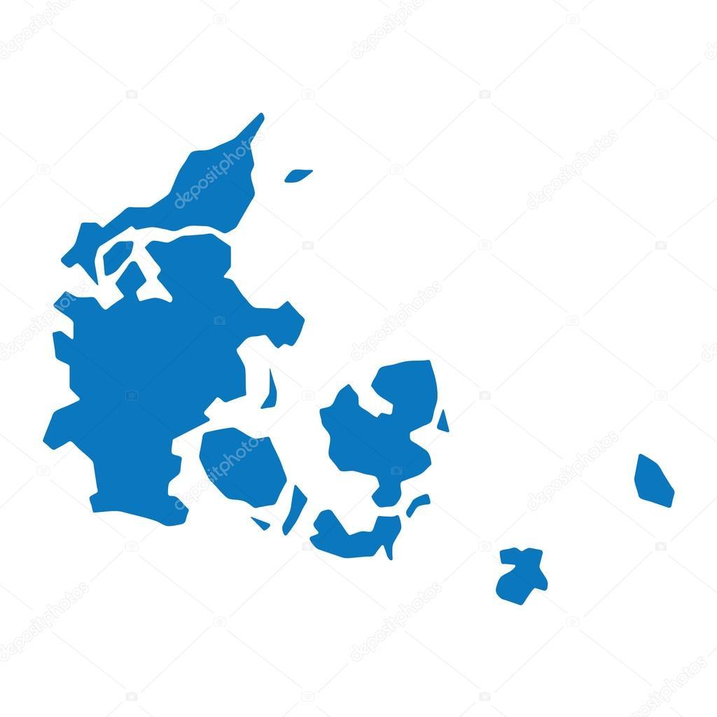 Blue similar denmark map denmark map blank denmark map vector blue similar denmark map denmark map blank denmark map vector denmark map flat gumiabroncs Image collections
