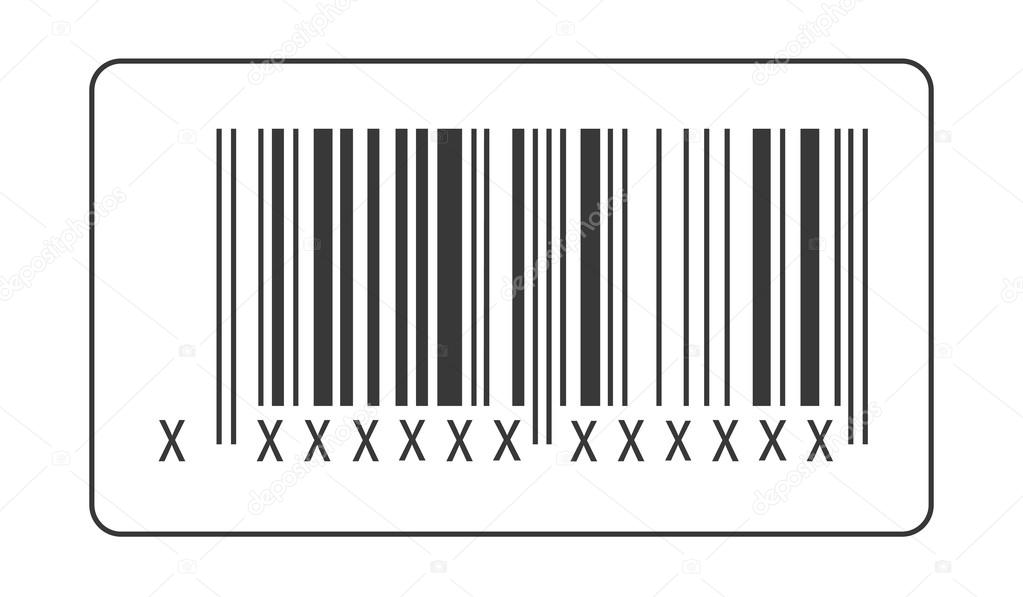 realistic barcode barcode vector barcode icon barcode icon vector