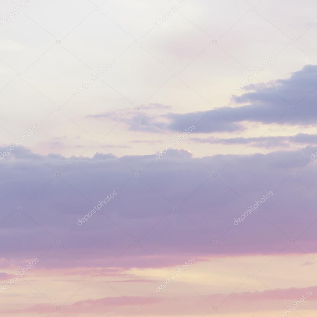 Serenity And Rose Quartz Sky Stock Photo C Katya Havok 116474732
