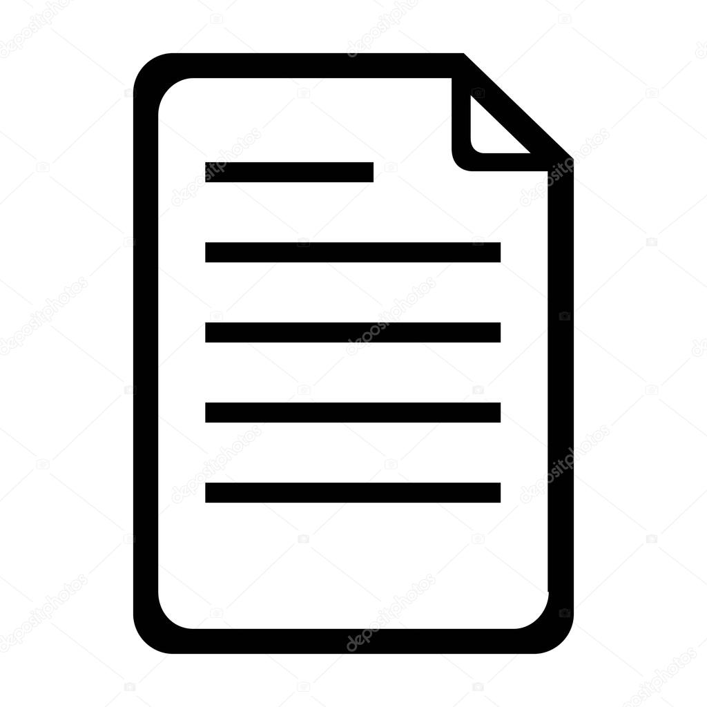 black document vector png icons � stock vector 169 urnimal