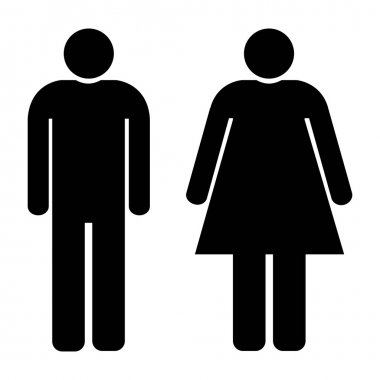 Couple Icons - Vector Format