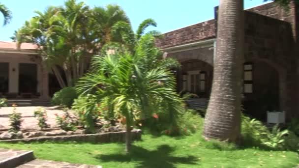 Sugar Plantation and House