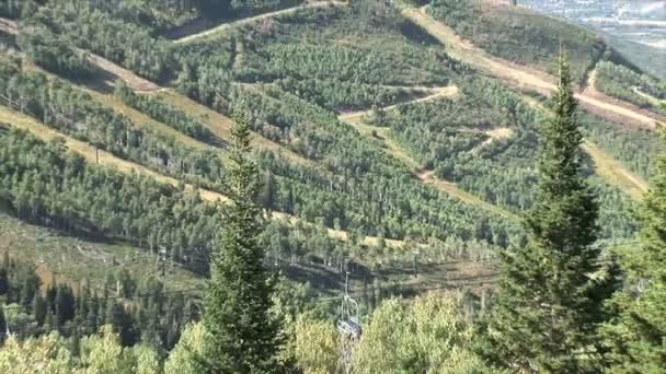 Lyžařské cesty v Park city
