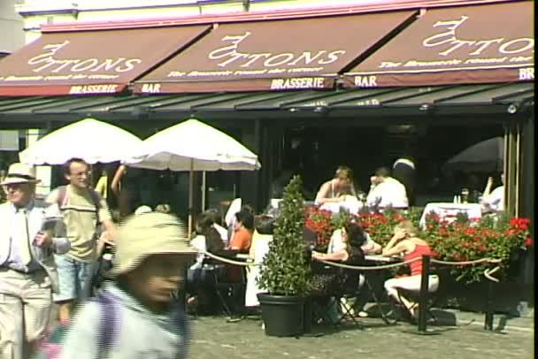 Futtons kavárna v Londýně
