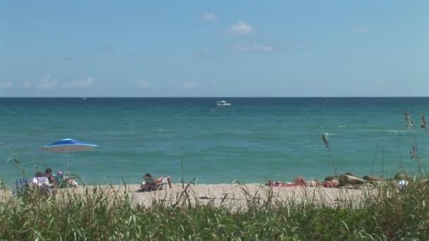 Palm beach na Floridě