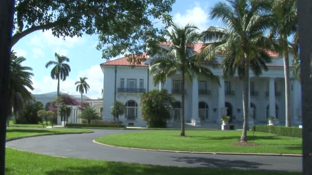 Flagler muzeum v Palm Beach