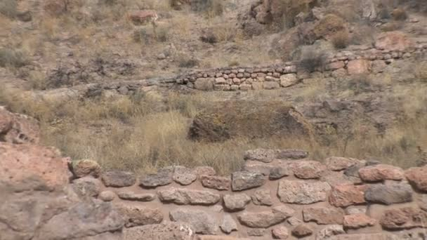 Anasazi falu romjai, Új-Mexikóban
