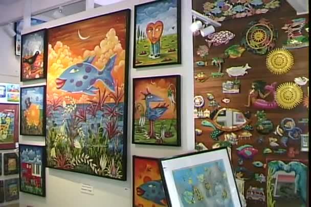 Art Gallery-ben Floridában